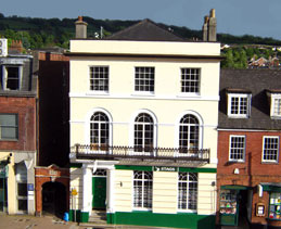 Stags Honiton office photo