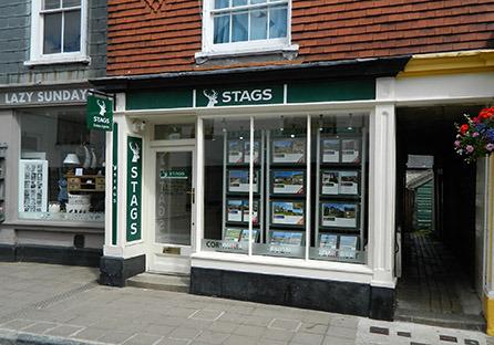 Stags Kingsbridge office photo