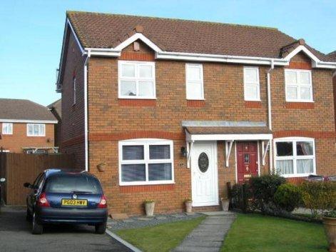 Melrose Close, Hailsham