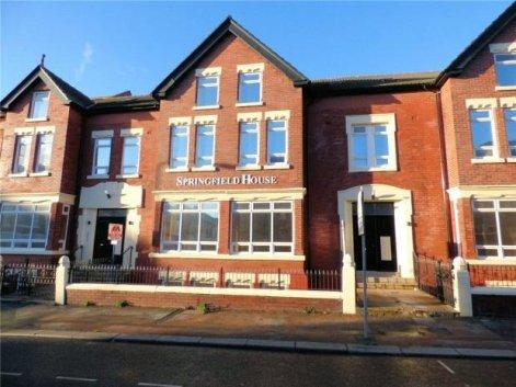 No: 3, Springfield House, Springfield Road, Blackpool, Lancashire
