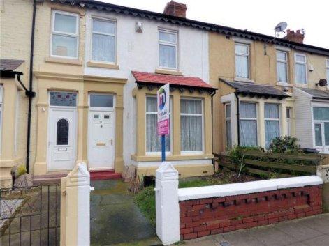 Gorton Street, Blackpool, Lancashire