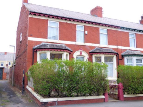 Sherbourne Road, North Shore, Blackpool