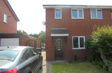Fountain Drive, St. Georges, Telford
