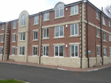 Bebside Hall - Two Bedroom Ground Floor Apartment
