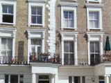 St Stephens Gardens, Notting Hill Gate, London  W2