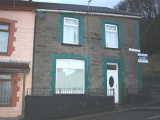Argoed Terrace, Merthyr Vale