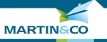 Martin &amp; Co logo