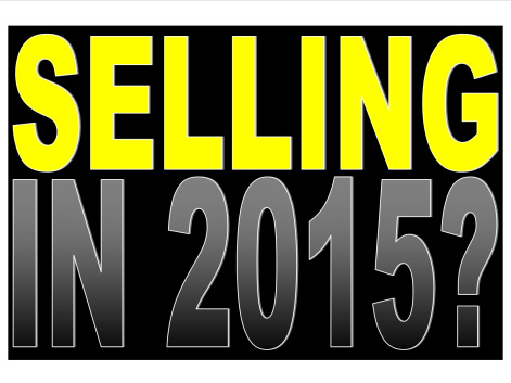 Selling in 2015