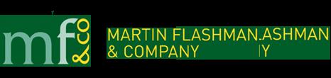Martin Flashman logo