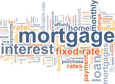 Mortgage keyword map
