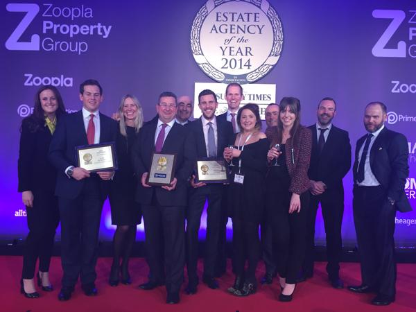 Agency Awards 2014