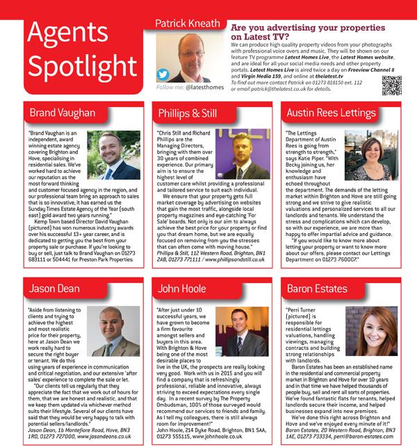 Agents Spotlight