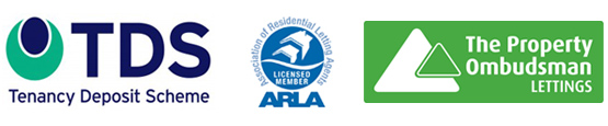 tenancy deposit protection scheme, arla logo, the property ombudsman lettings