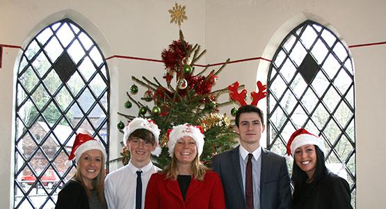 ironbridge christmas tree