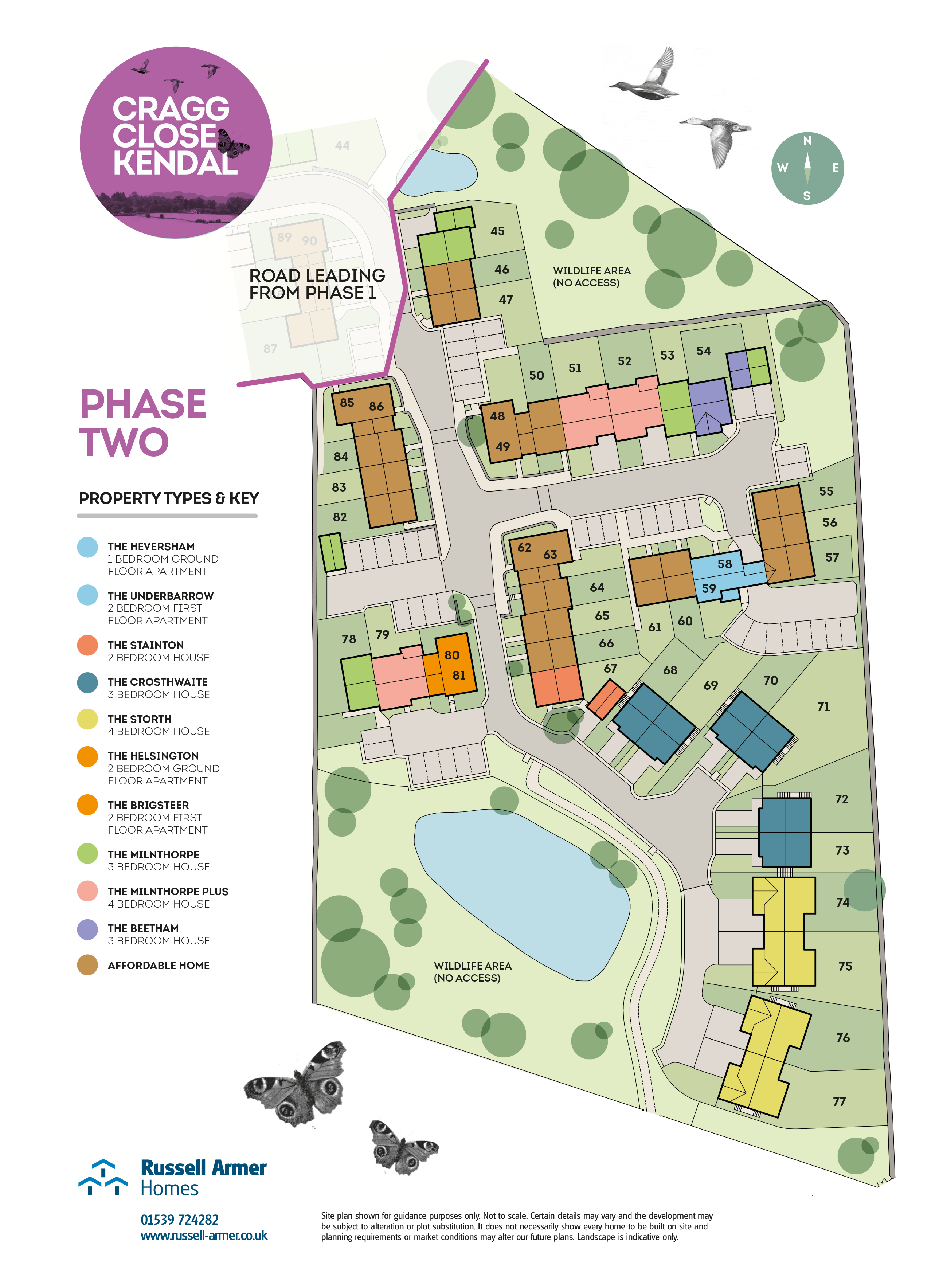 Site Plan - Phase 2
