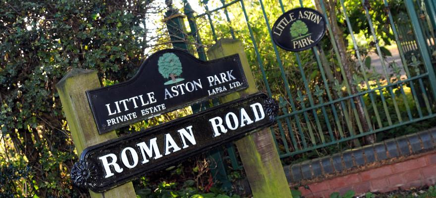 Little Aston park
