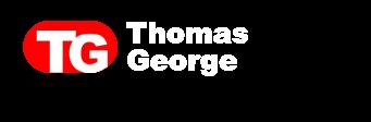 Thomas George logo