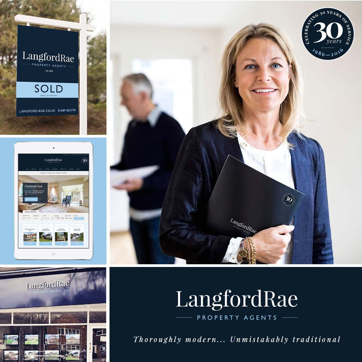 LangfordRae undergoes a rebrand in 2016, its 30-year anniversary year
