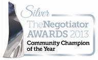 Silver-Award Community w