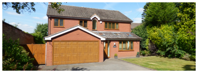 Detached house for sale in Brocton