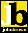 John Brown Estate Agents logo