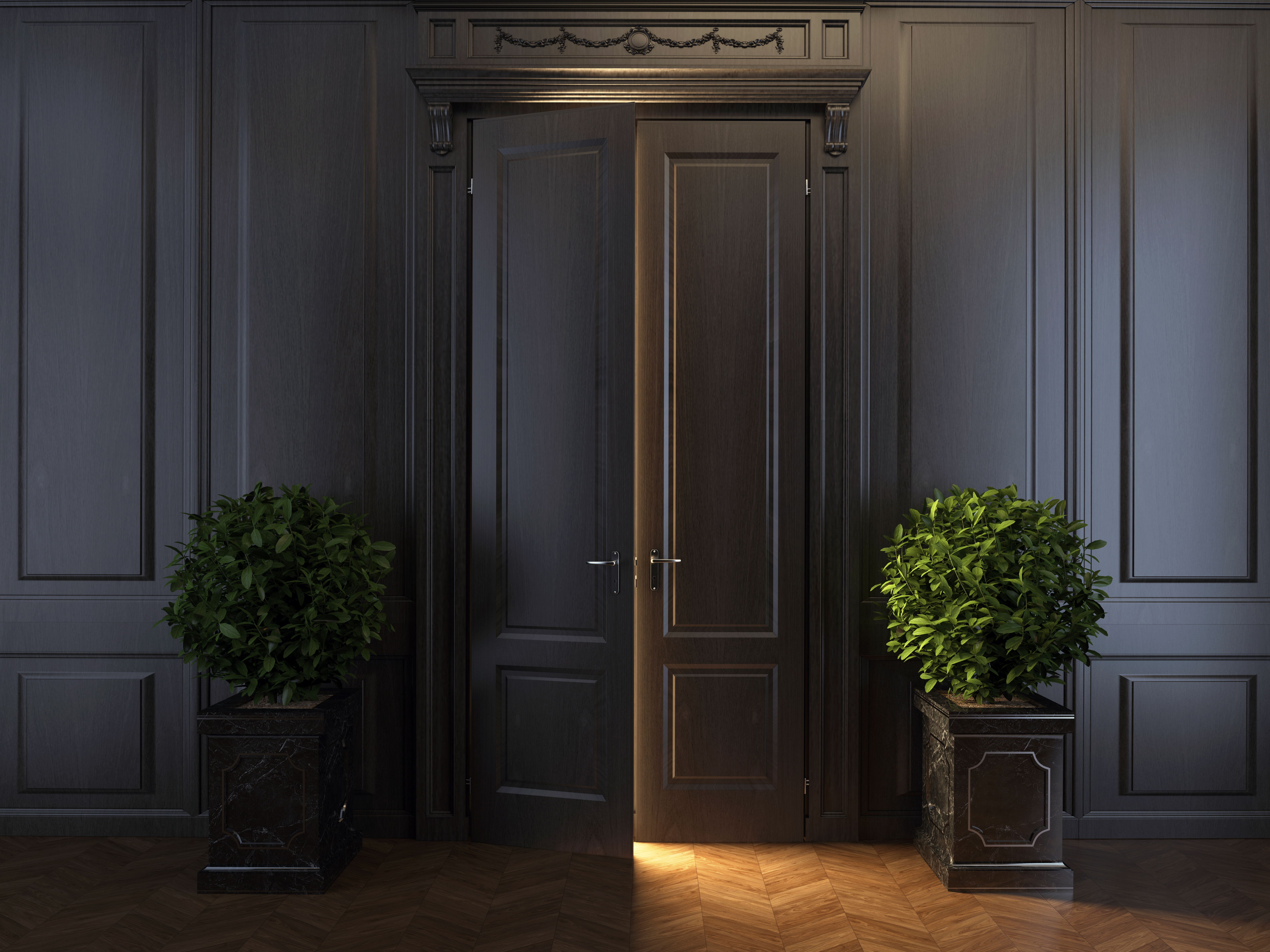 Opening doors to buyers