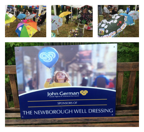 Newborough Well Dressing 2017