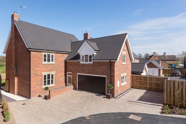 Brand New Houses For Sale In Seighford
