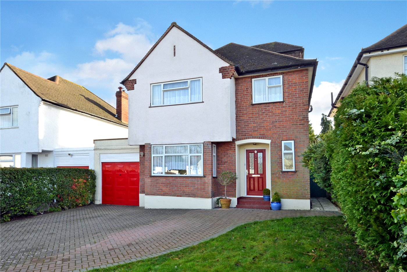 Four bedroom house in Banstead