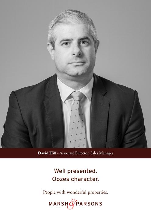David Hill - Associate Director, Sales Manager