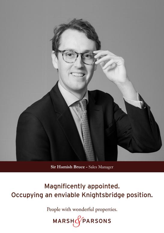 Hamish Bruce - Sales Manager