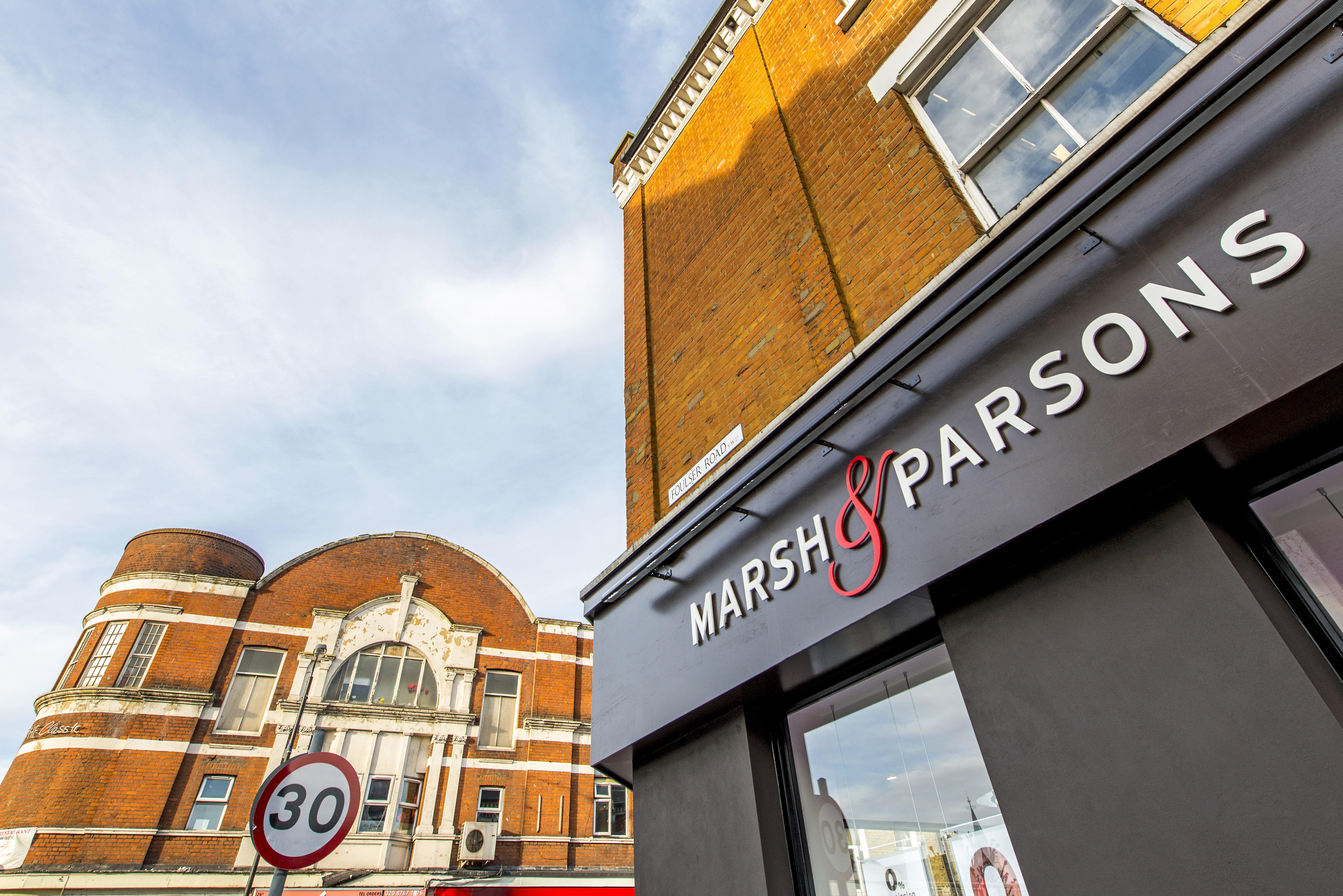 Marsh & Parsons Office
