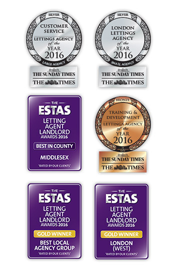 Lettings Agency of the Year Awards 2016