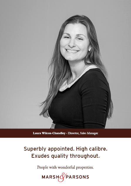Laura Wilcox-Chandley - Director, Sales Manager