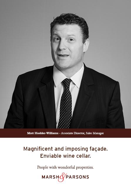 Matt Hodder-Williams - Associate Director, Sales Manager