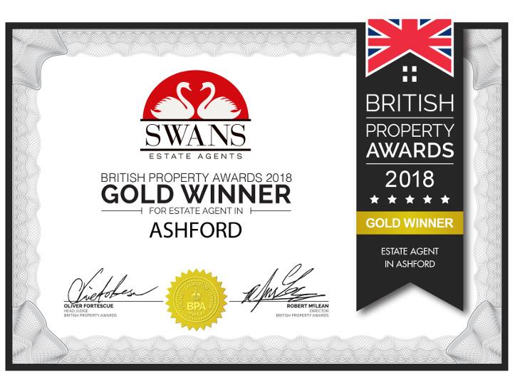 SWans Estate Agents Awards 2017