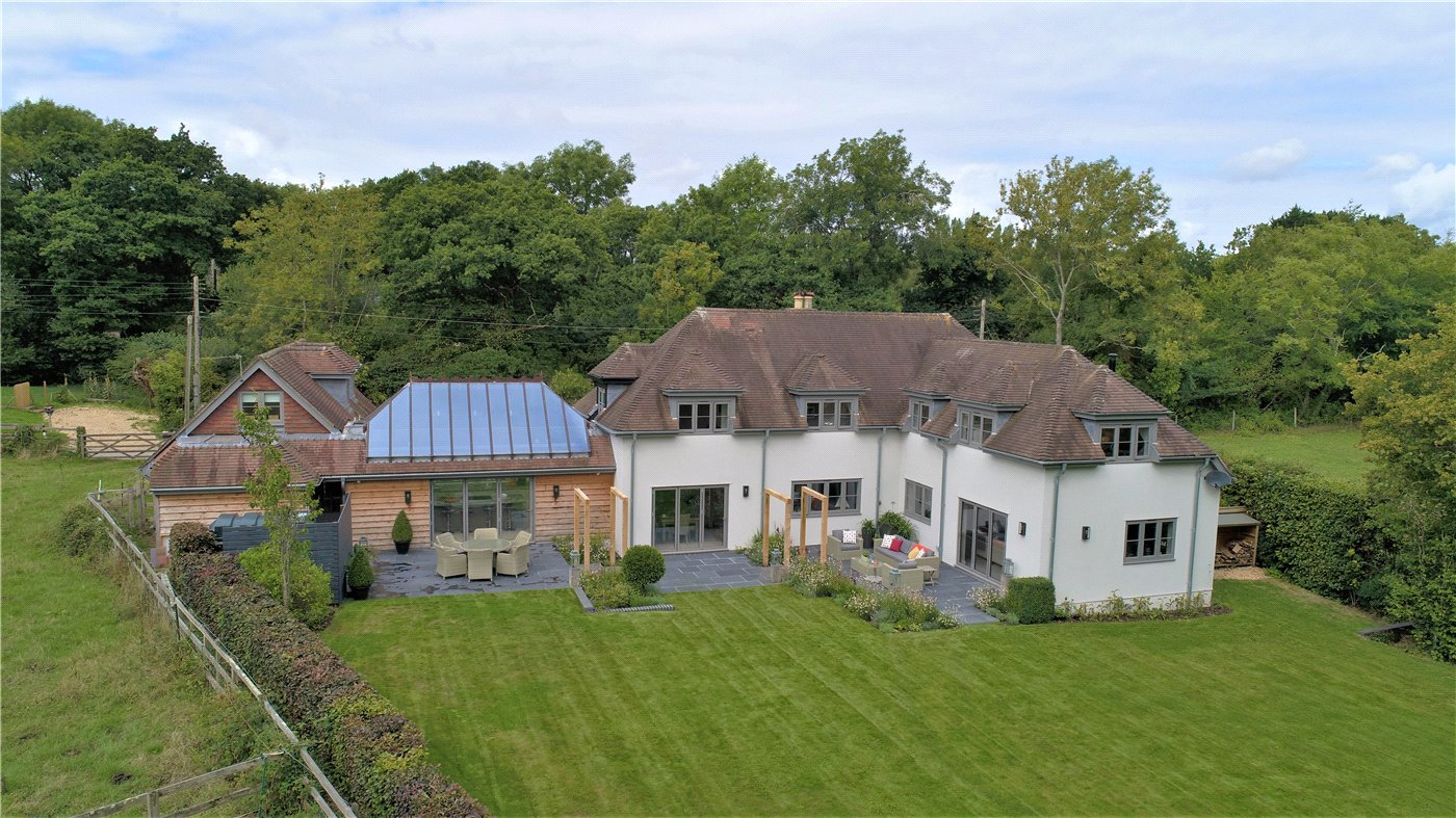 A five-bedroom modernised family house within the New Forest national park.