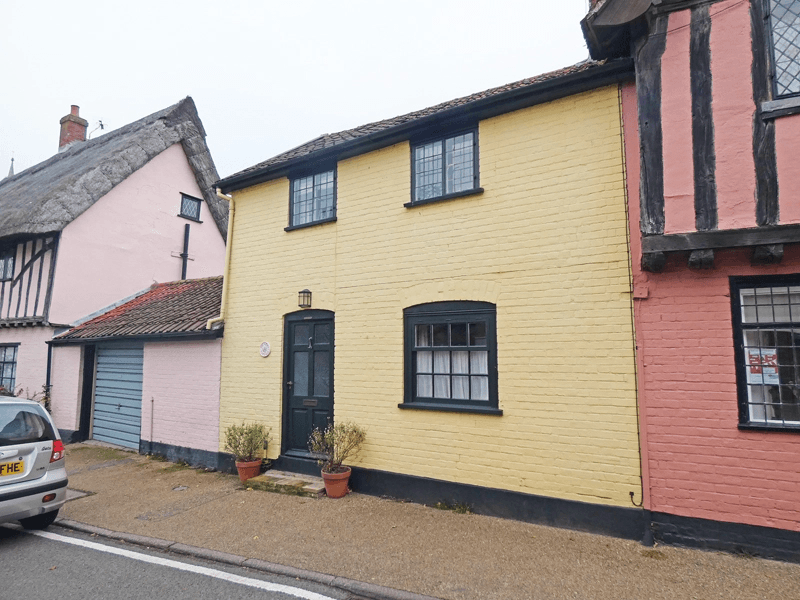 The Street, Woolpit