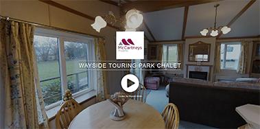 Wayside Touring Park Chalet Tour