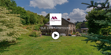 Old Cwm Farmhouse