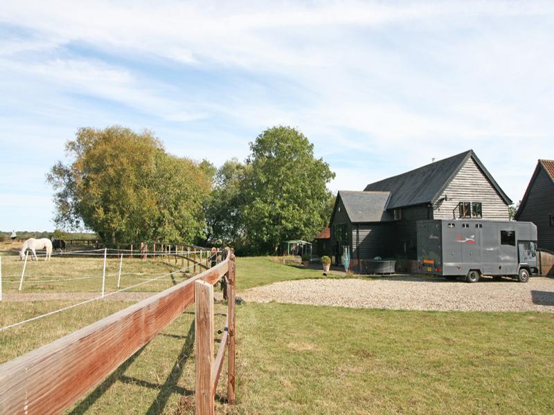 New House Lane, Poslingford